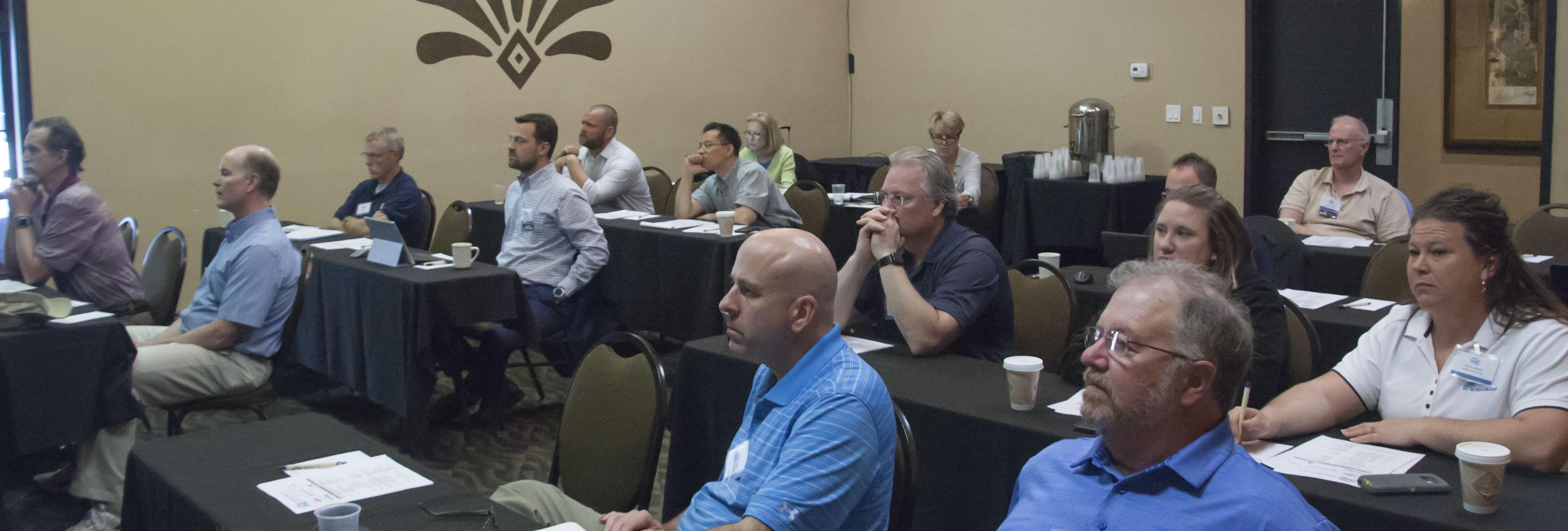Attendees at 2017 Member Meeting